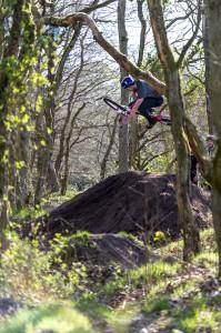 Dirtjump Dartmoor dj Fred Leth Denmark Aarhus Downhill