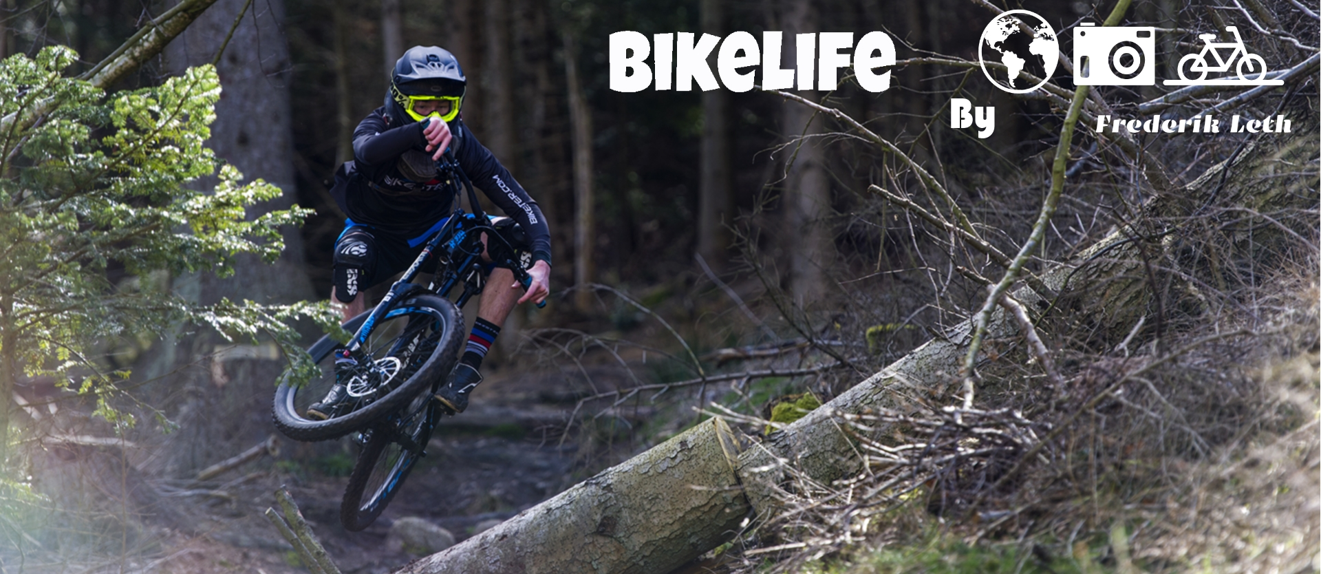 Bikelife By Frederik Leth Logo